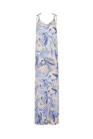 Maxi-slipdress Bloemenprint