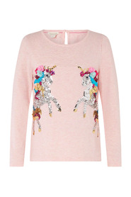 Sequin Unicorn Top