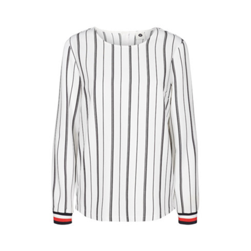 Offwhite Peppercorn Milan Bluse