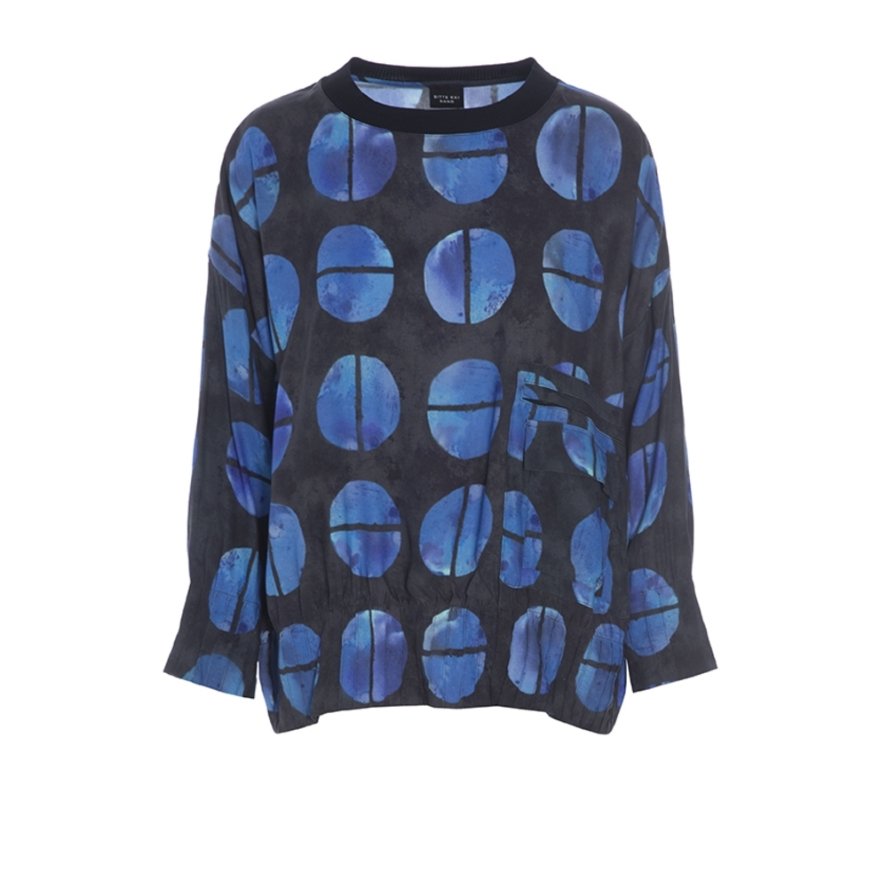 STORM & PLANETS BLUSE