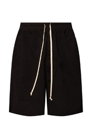 Raw-Edge-Sweat-Shorts