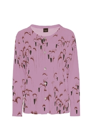 FLAMINGO KNIT CARDIGAN