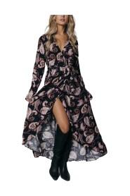 Maya Paisley Dress