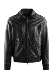 BOMBOOGIE JMCHEL P LGS JACKET AND JACKETS Men BLACK