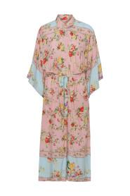 Clarissa Kimono Shirt Dress