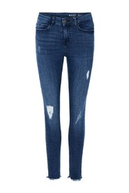 Skinny fit jeans LUCY Cropped Normal Waist