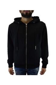 Cráneo con capucha chaqueta con capucha