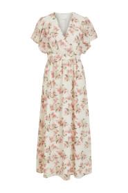 Vikathryn S/S Ankle Dress