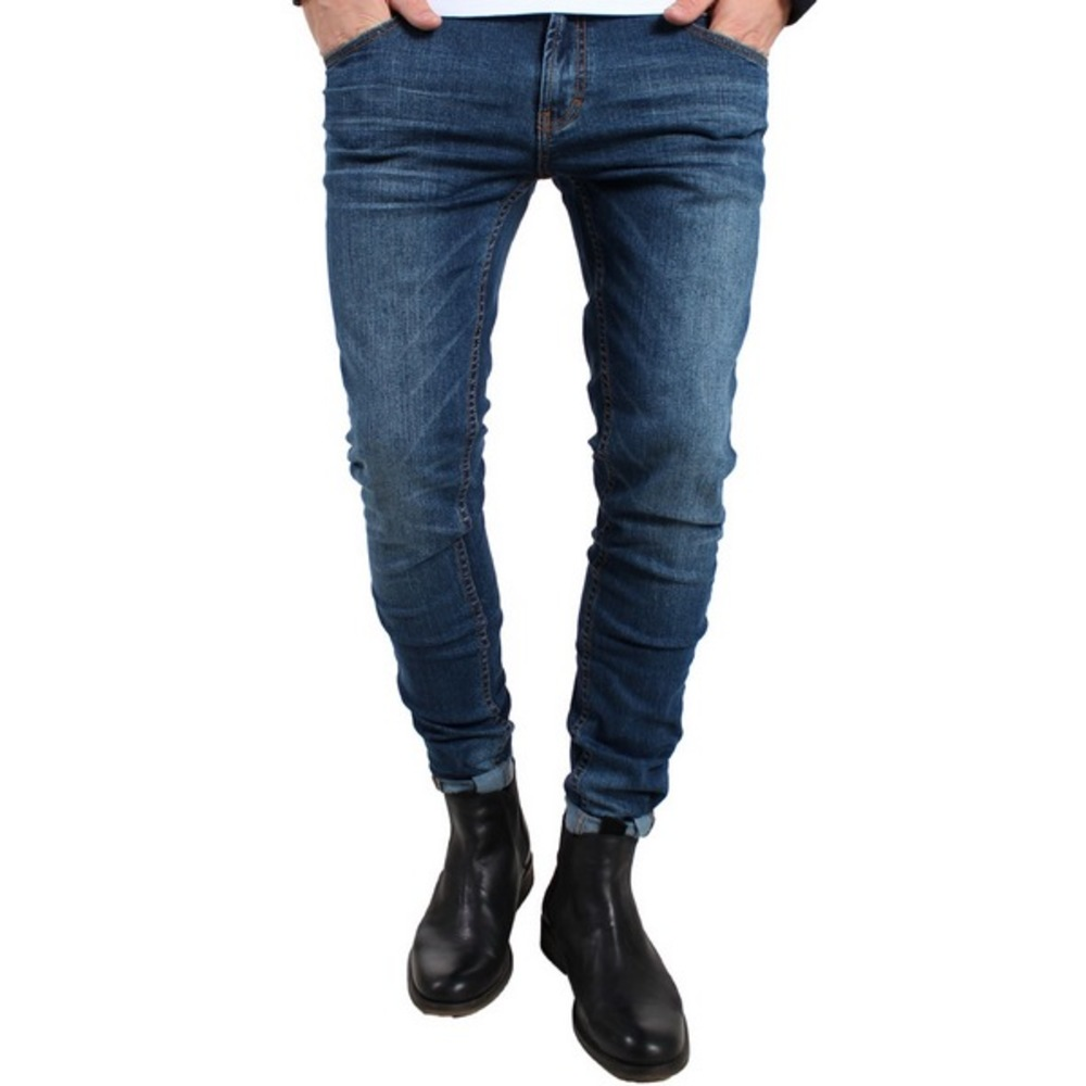 Denim Project Red