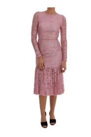 Taormina Lace Floral klänning