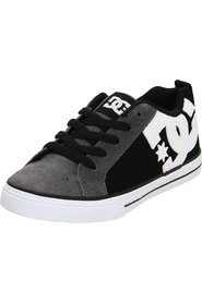 DC COURT GRAFFIK VULC SNEAKERS