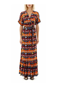 sun dance long dress