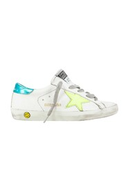 SUPERSTAR SNEAKERS STAR FLUO