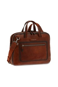 The Bridge Bags.. Leather Brown
