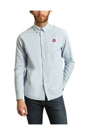 Double A Ted Oxford cotton shirt