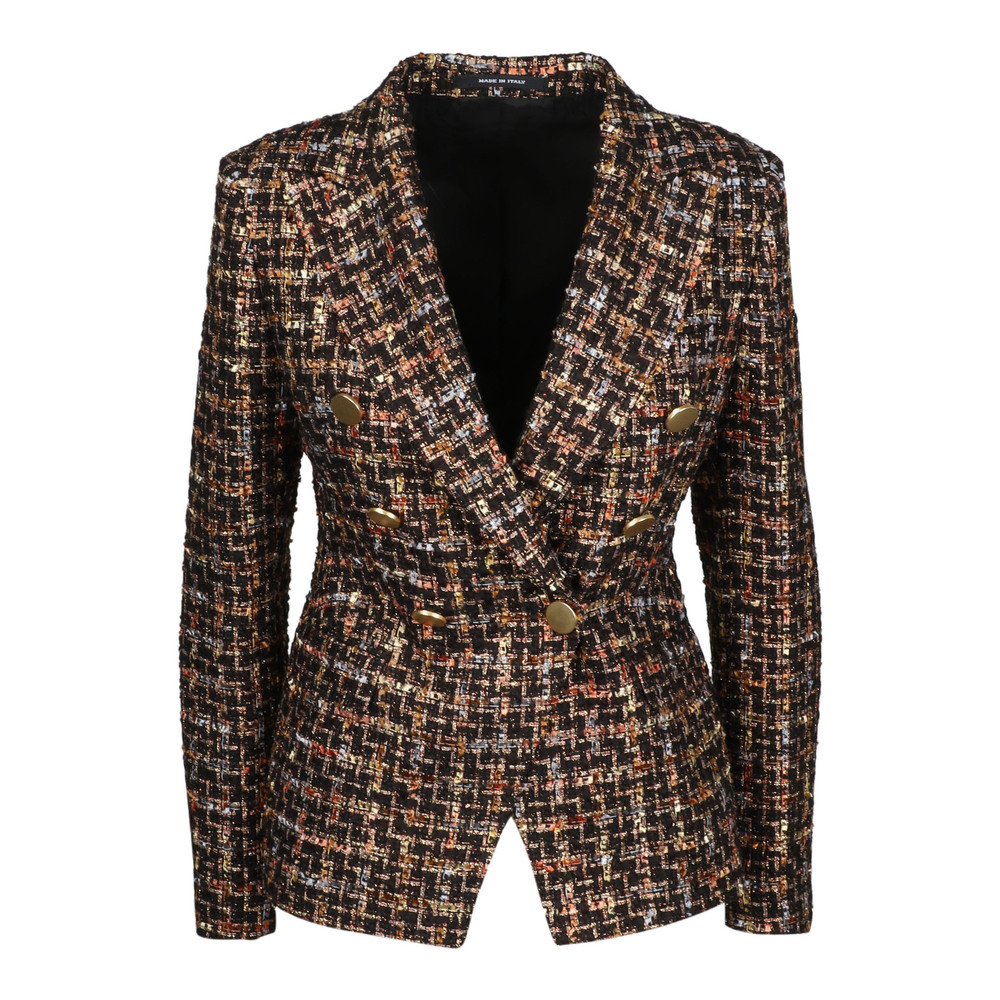 White ALICYA TWEED BLAZER  Tagliatore  Blazer - Dameklær er billig