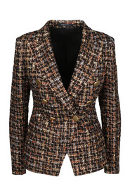 J ALICYA TWEED JACKET