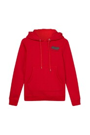Hoody with pocket