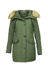 Cheap Ladies Winter Jacket with Fur Collar