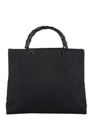 Bamboo GG Canvas Handbag