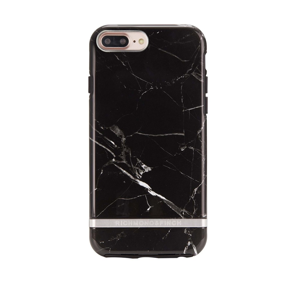 Iphone Cover Black Marble iphone 8