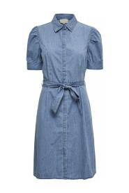 Nikia shirt dress