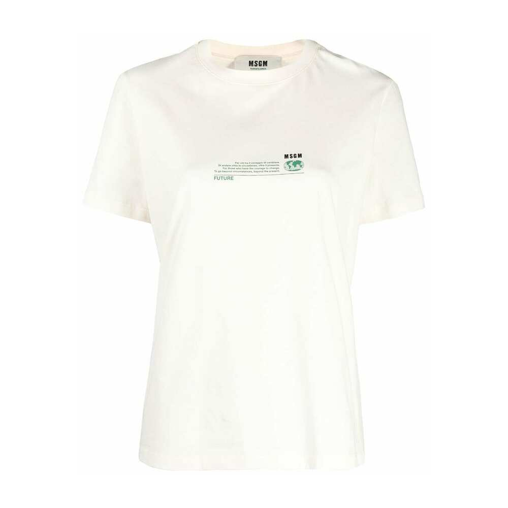 MSGM Shirts & Tops | T-shirt Msgm