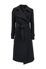 Carola Belted Trench Coat