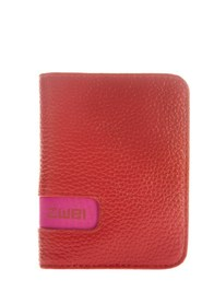 ZWEI Wallet W6 red