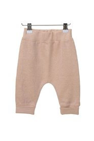 MiniPop - Sweatpants - Rose Lurex