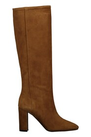 Soft rodeo suede boot
