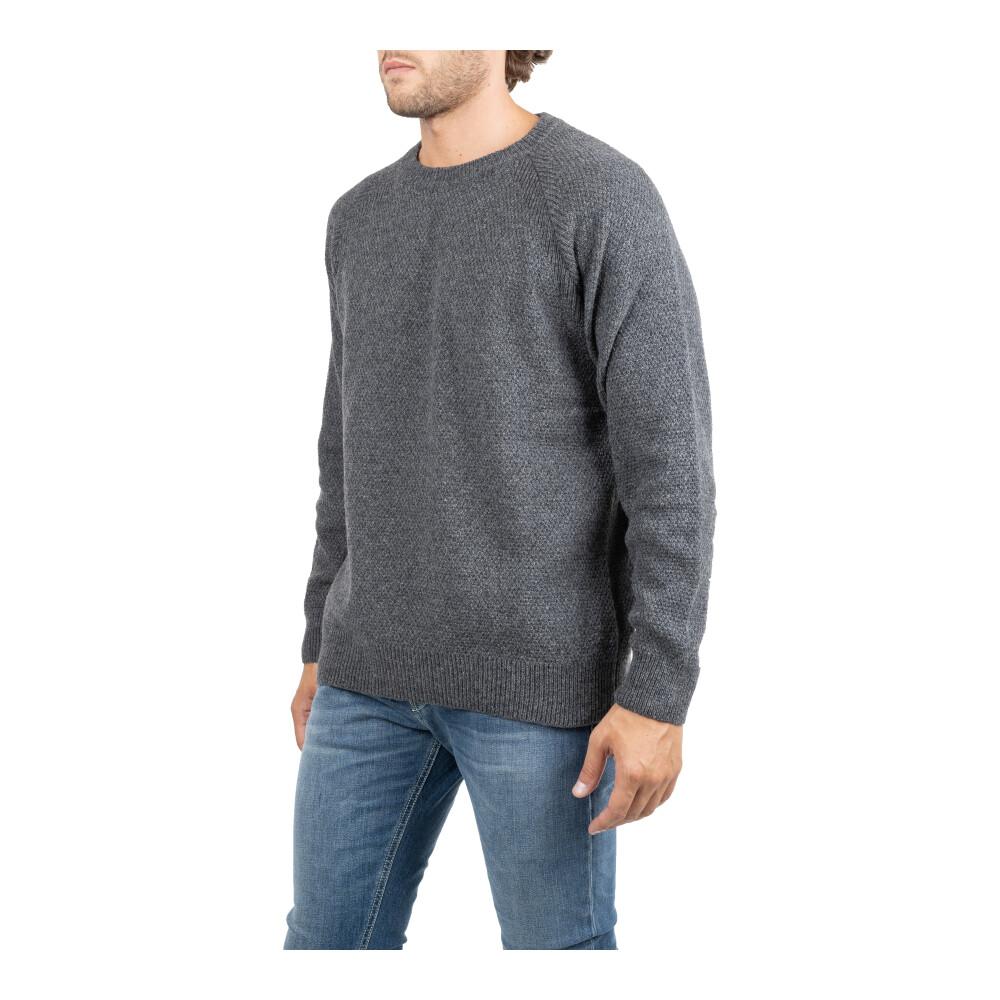 Mauro Grifoni Gray Sweater Mauro Grifoni