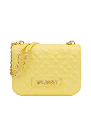 Borsa a spalla New Shiny Quilted