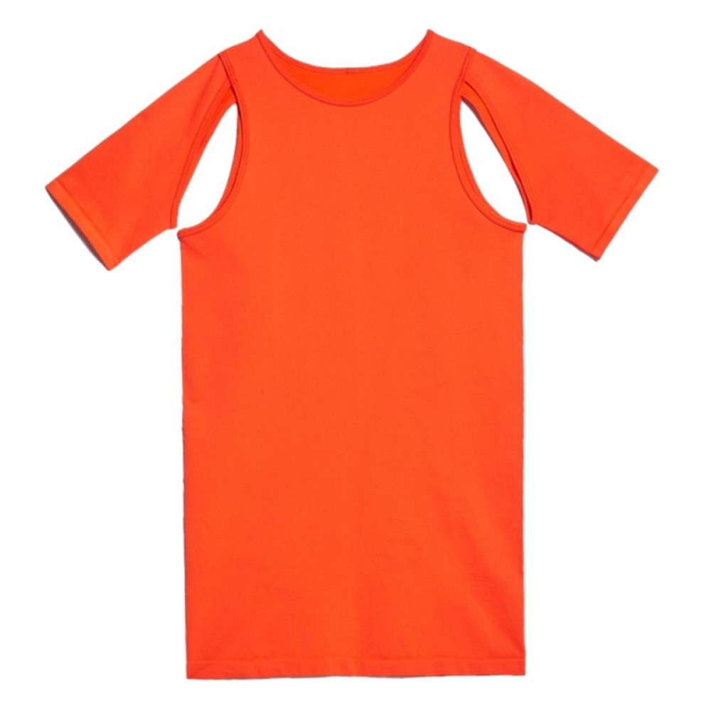 Red By WKorte Orange Chloé shirts T Tanktop MouwenSee I2ED9WH