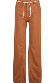 Highwaist-Jeans