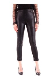 FRACOMINA FR19FP153 Leggings Women BLACK