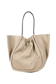 RUCHED XL TOTE BAG