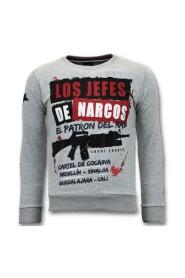 Sweater Los Jefes De Narcos