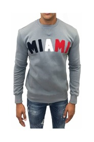 Explicit Miami sweater grijs