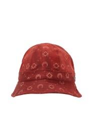 Regenerated Denim Bell Hat