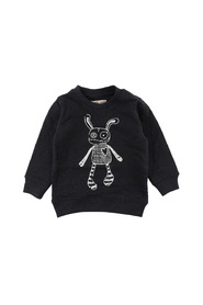 Small Rags - Sweatshirt, Felix (60567) - Caviar Black
