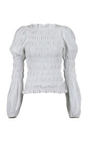 Polka Smock shirt Toppe
