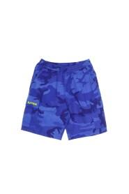 Short Pants Jogger Cargo Camo Shorts