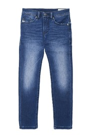 DIESEL THOMMER-J 00J3RS JEANS Boy DENIM MEDIUM BLUE
