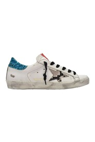 Super-Star Baskets in Leather