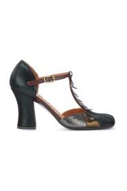 Sandalo con tacco  Fabad
