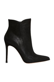 Nabuk ankle boot