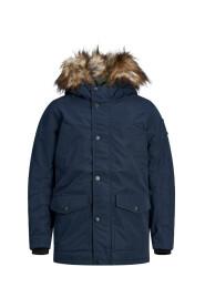parka jacket Sky