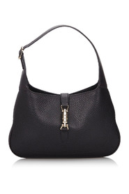 New Jackie Leather Shoulder Bag