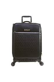 "DKNY Signature Collection 25"" Upright Black Koffert"